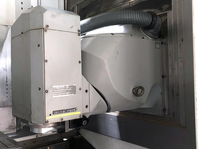 2001 5 Achs CNC Bearbeitungszentrum DECKEL MAHO DMC 80U hi-dyn