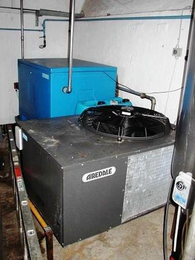 Used Airedale cooling unit