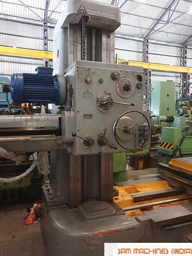 TOS W100 H Boring Machine