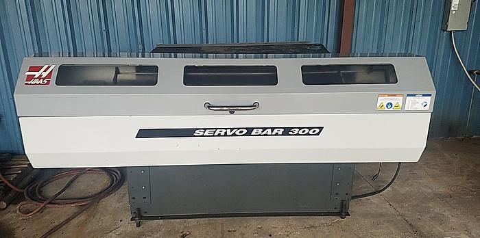 2010 Haas Servo Bar 300