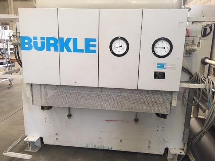 MAN001 2003 Burkle BTF 1426/60 Pressa a membrana