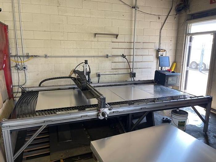 Used Arc Light Arc Pro 12000X 5x10 CNC Plasma Table  2017  #5976