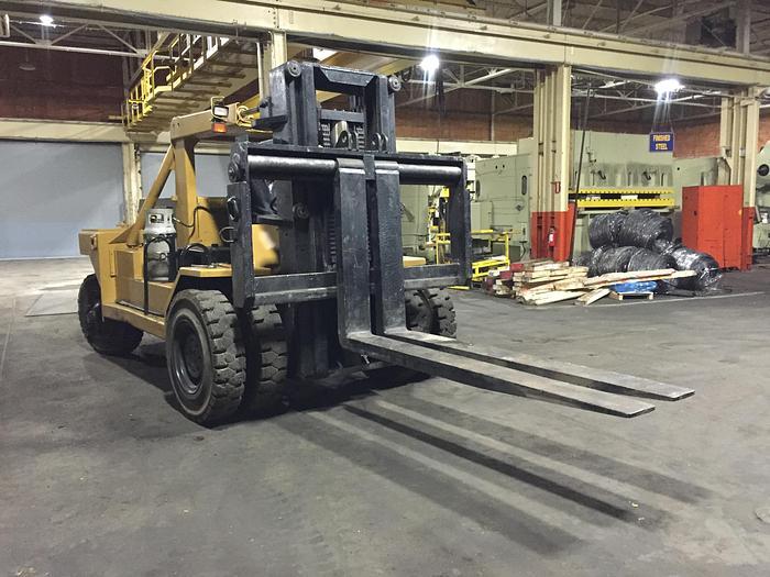 60,000lbs. Taylor LP Forklift