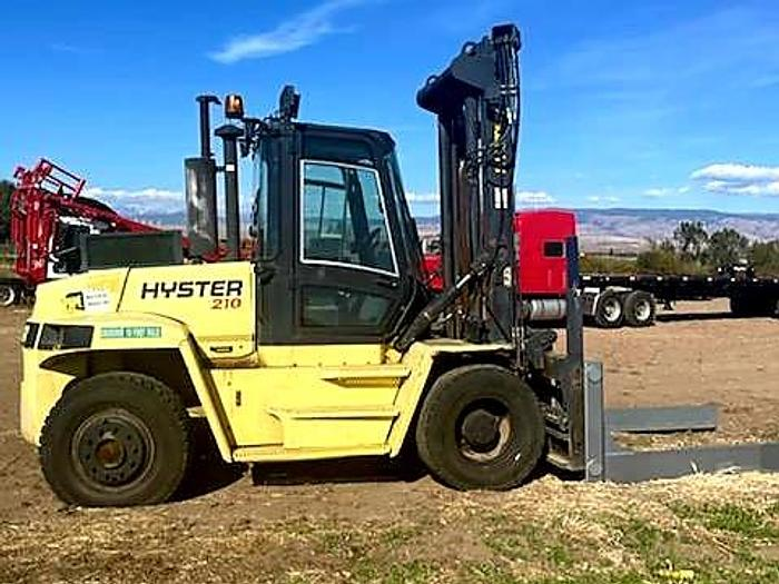 Used 2008 Hyster H210