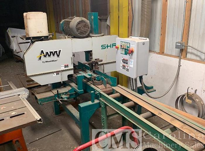 """Wood-Mizer SHR 12"""" Resaw"""
