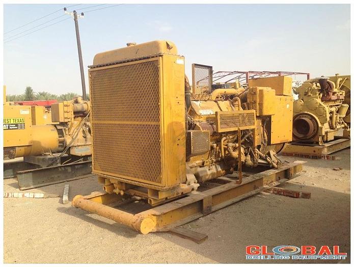 Used Item 0665 : Caterpillar SR-4 Generator Set w/ 3412 Engine