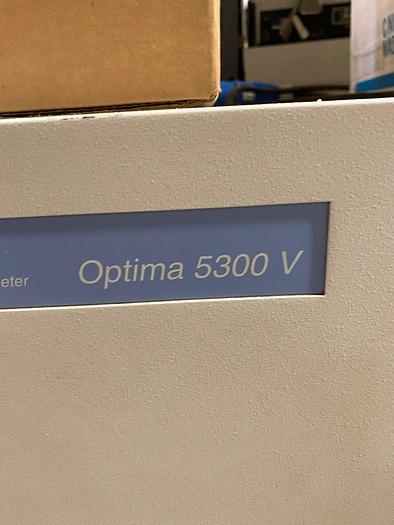 Usato ICP-OES  PERKIN ELMER OPTIMA 5300V