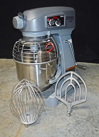 Used USED HOBART® LEGACY 20-QUART MIXER WITH BOWL GUARD, MODEL HL200