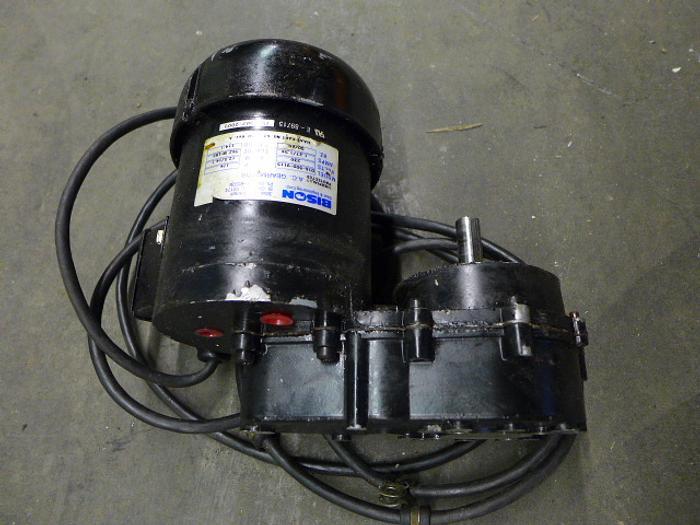 Getriebemotor MIKRON HAAS Maschine Modell 016-500-9115