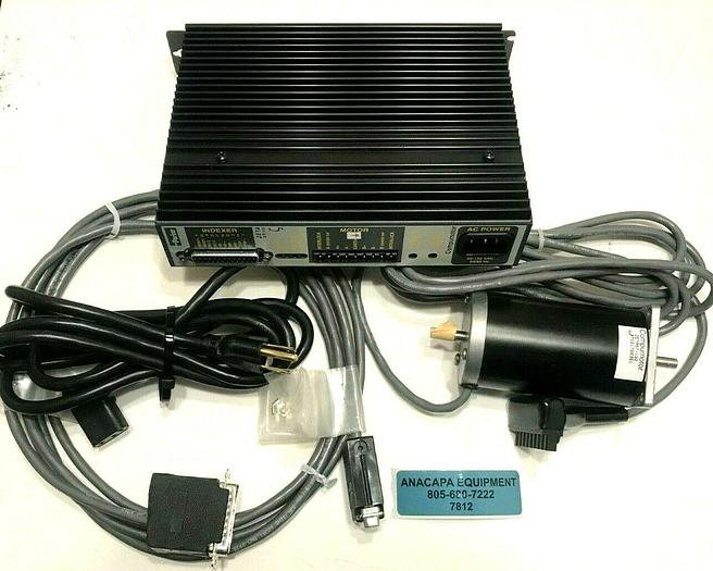Used Parker Zeta57-102 Zeta 4 Drive Compumotor 120V w/ Motor and Cables USED (7812) R