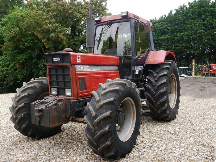 Used Case 1455XL 4wd Tractor