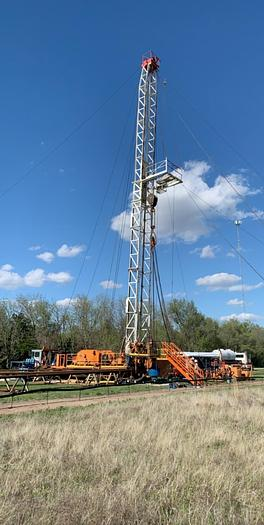 Used Rig 5 Service Rig