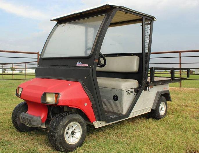 Used Club Car Turf 2 Carryall