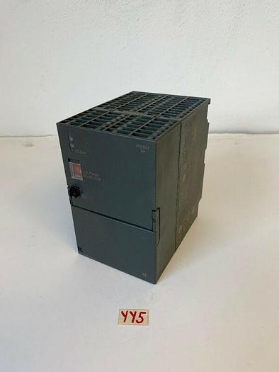 Used Siemens 6ES7 307-1EA00-0AA0 Simatic S7 Power Supply *Warranty~Fast Shipping*
