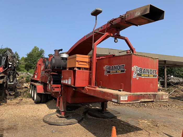 Used Bandit 3590 whole Tree Chipper
