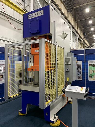 176 ton Bliss Gap Frame Mechanical Press (NEW In-Stock)