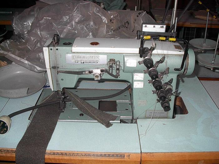 Doppelkettenstich WILCOX & GIBBS  Kl. 63- a x 356 3-Nd.