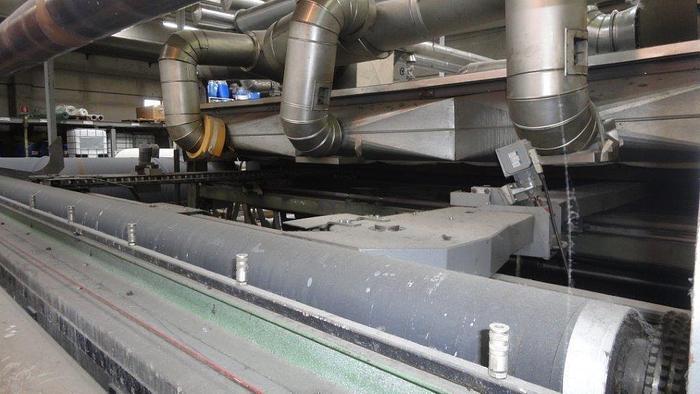 Used STENTER 1982 ARTOS 4500 mm OIL