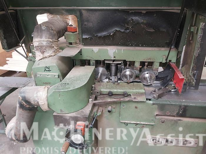 Used 1995 GUILLIET KXY 4-Sided Planer
