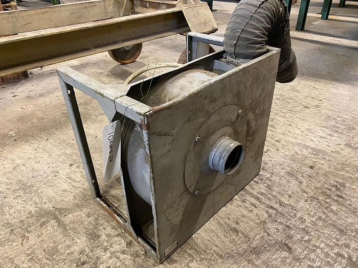 Used ASEA Dust fan 0,37 kW