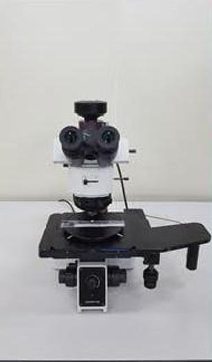 Olympus MX51 Microscope