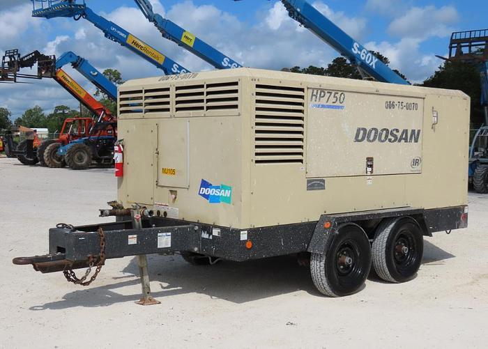 Used 2012 INGERSOLL-RAND HP750WCU