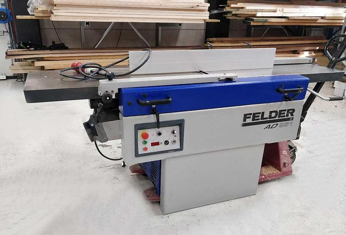 2010 FELDER combinated Jointer and planer AD 951