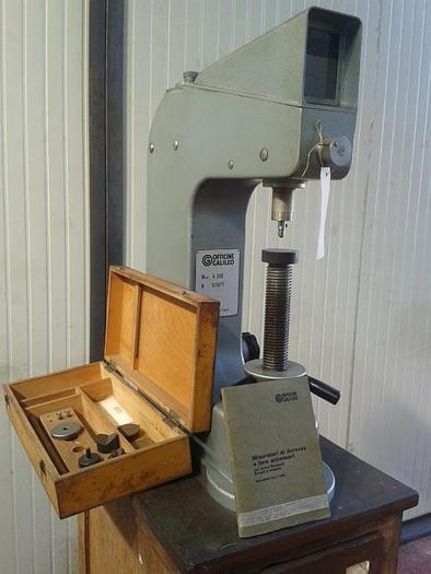 Usata Durometro GALILEO tipo A-200
