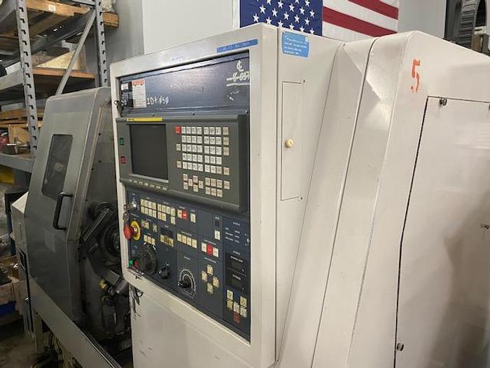 Used MORI SEIKI SL-15 CNC TURNING CENTER #5661