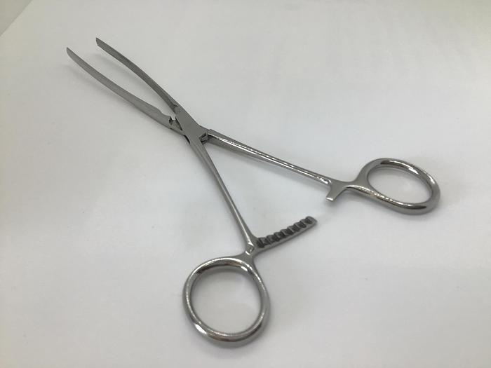 Used Clamp Intestinal Doyen Straight 228mm (9in)