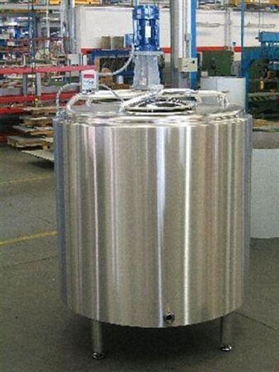 Moody Process Equipment Batch Pasteuriser 600 Litre