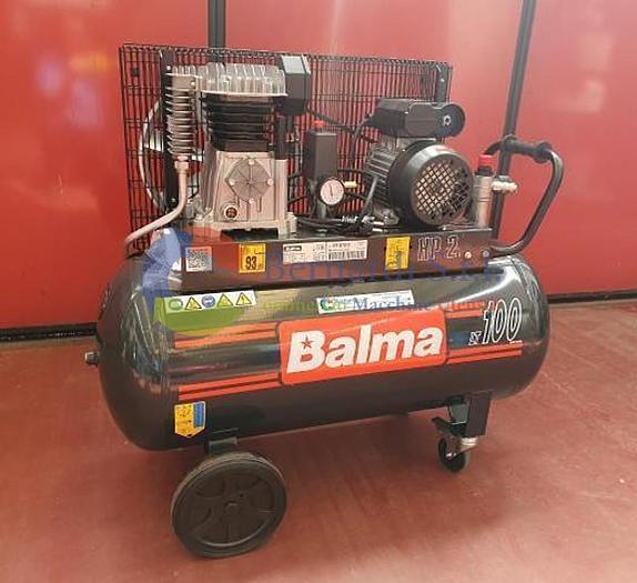 Compressore BALMA 100L NS12S/100 CM2