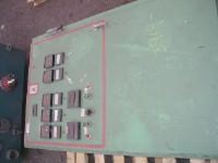 Used 5 zone heat control panel.