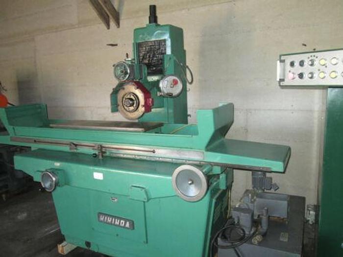 """Kikinda Model URB-1000-A 12""""x 40""""Automatic Hydraulic Surface Grinder"""