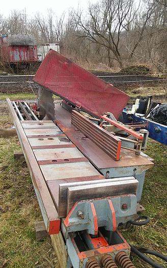Used Circular Sawmills, 1 - 2 Man