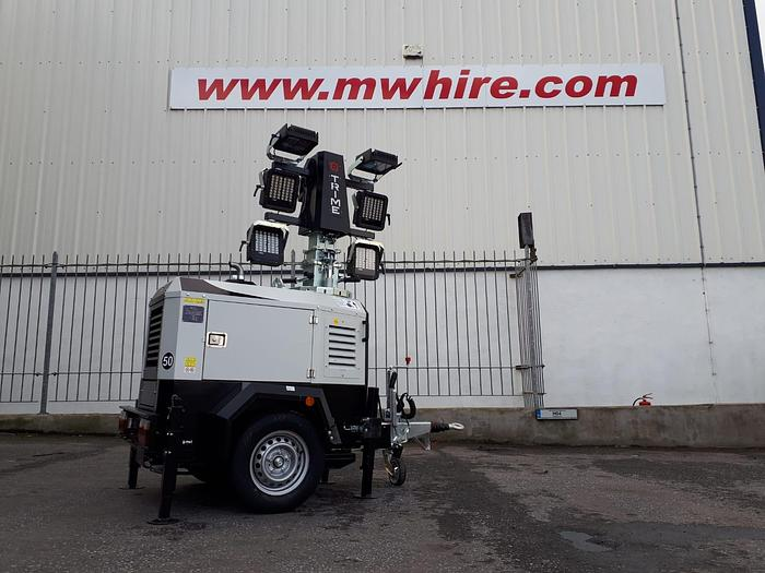 Used X-ECO Lighting Tower X-ECO 6x160W 48V LED 9m