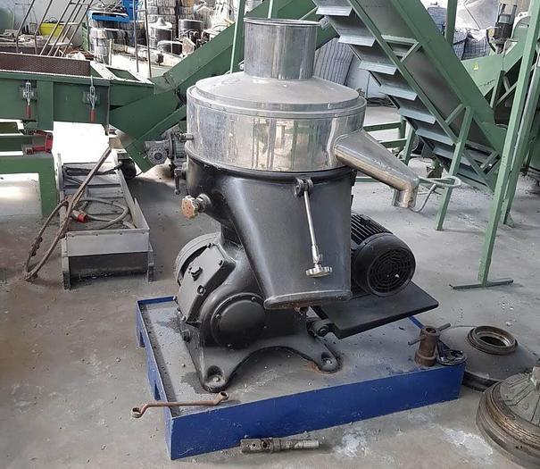 Usata Separatore centrifugo per olio,  Alfa-Laval RA19