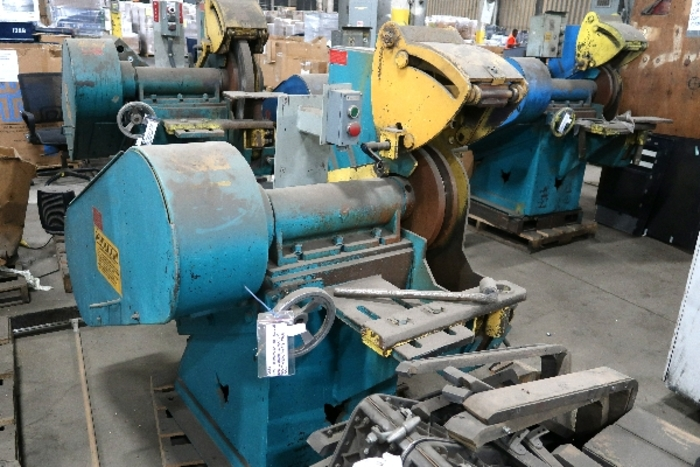 FOX F 10-00135-25 SINGLE END GRINDER