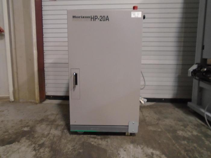 Used Horizon HP 20 A Punch Unit