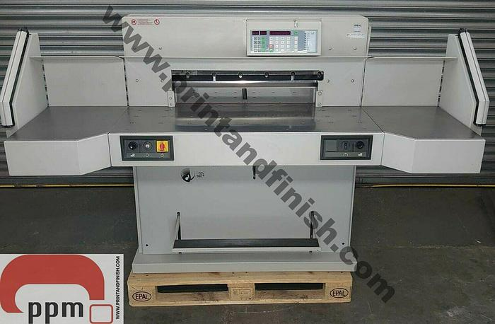 Used Ideal 7228 06 LT Paper Guillotine
