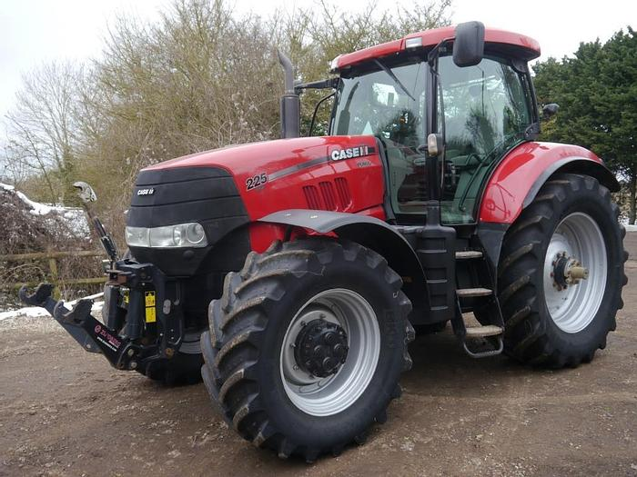 Used Case Puma CVX225 4wd Tractor