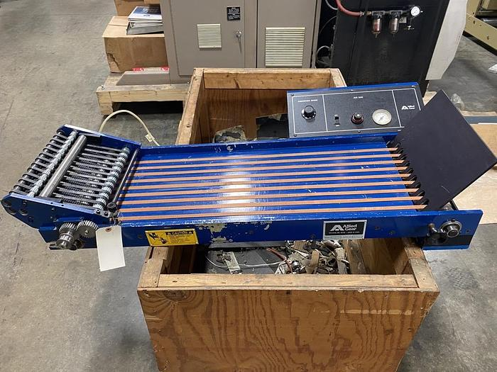 "Used Allied Gear 10"" Conveyor"