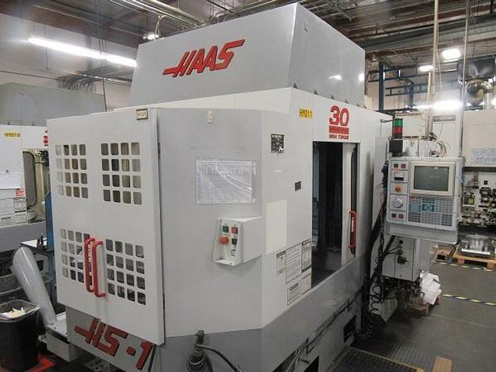 2000 Haas HS-1 Horizontal Machining Center