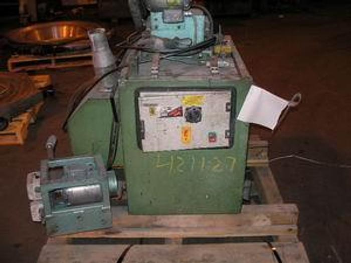 Used 7HP Rapid Grinder with Pull Rolls