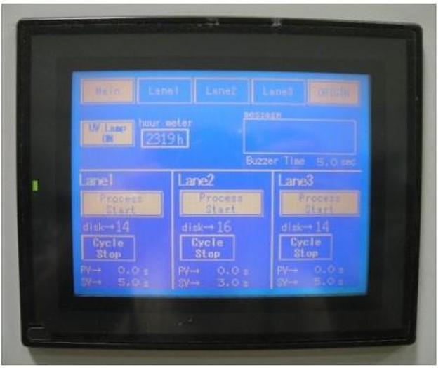 Chemitronics   HD-RD013 Automated UV Irradiation System