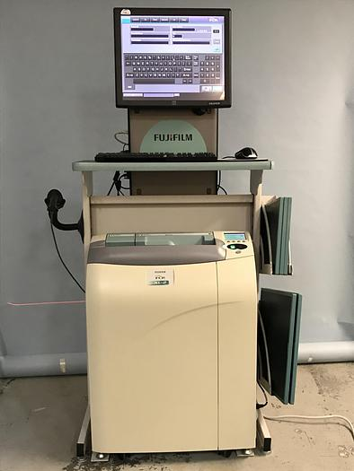 Reformado Digitalizador FujiFilm FCR CARBON XL-2