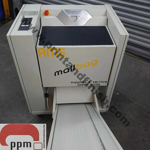 Used AMS Mail Bagging Machine