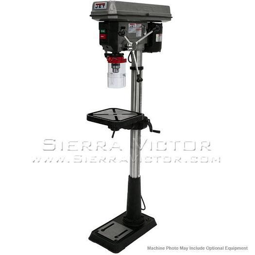 JET J-2500 Floor Model Drill Press 115V 1Ph 354400