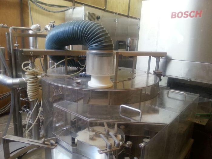 Bosch / Bausch & Strobel AMPOULE / VIAL FILLING LINE