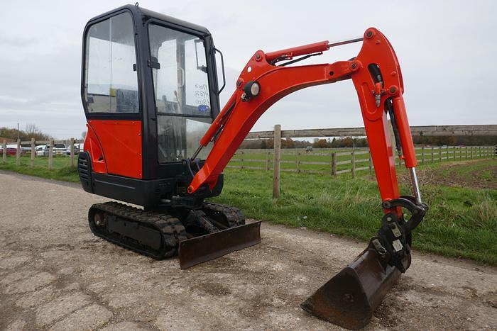 Used 2008 KUBOTA KX36